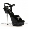 Allure-609 Black Patent